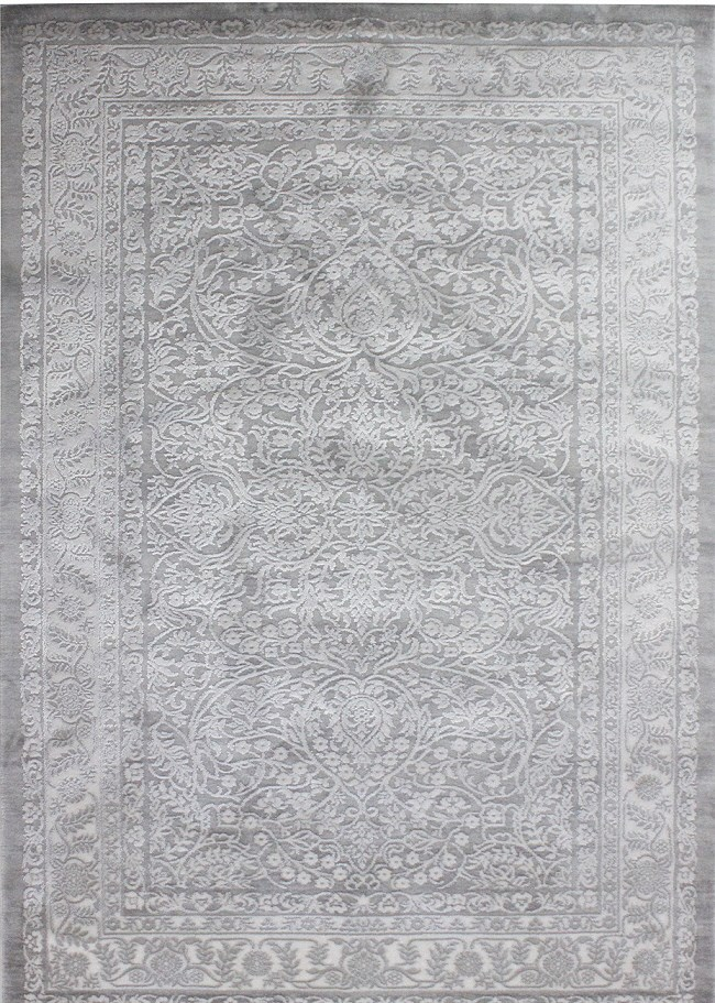 Alpaca Rugs Huacaya Grey Luxmi Rug Collection