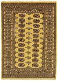 Bokhara Gold Rug
