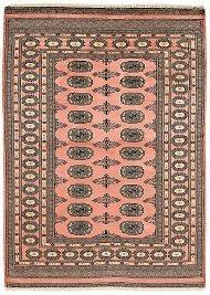 Bokhara Pink Rug