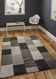 Brooklyn Rugs 21830 Grey Black