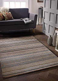 Carter Wool Rugs - Natural
