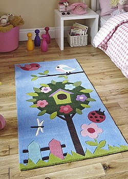 Great Choice of Childrens Bedroom Rugs - Express Rugs UK