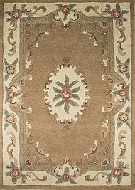 Chinese Rugs Fawn