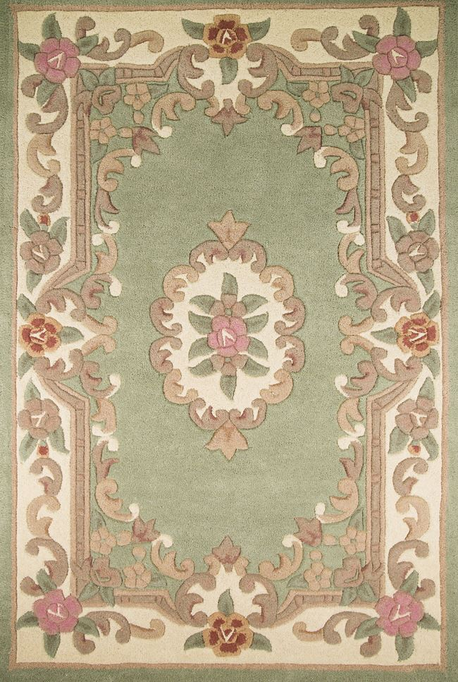 Chinese Rugs Lotus Light Green From 163 40 00