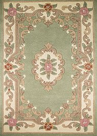 Chinese Rugs Light Green