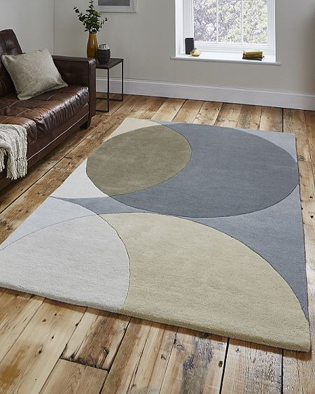 Elements Rug El43 Grey And Yellow Rug From Only 163 174 99