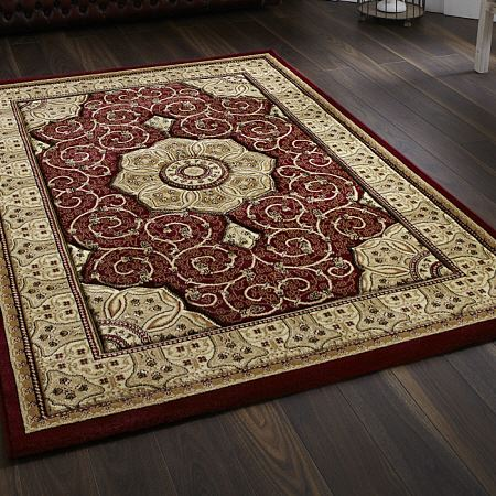 Heritage Rug Red 4400 From Only 163 39 99 Free Delivery To