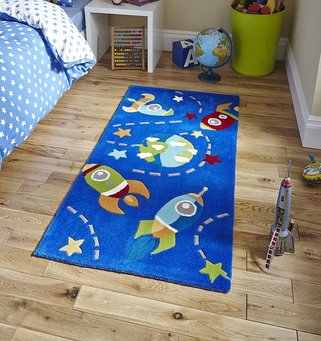 Hong Kong Kids Rocket Rug 6149 On Sale Now Only 163 49 00