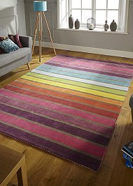 Illusions Rug Candy