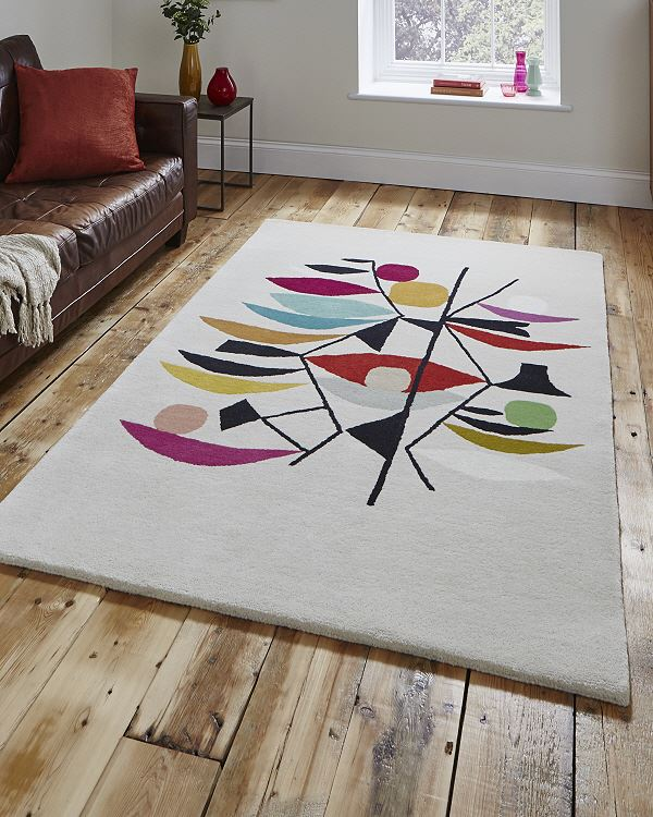 Inaluxe Rug Shipping News Ix10 Modern Retro Designer Wool Rugs