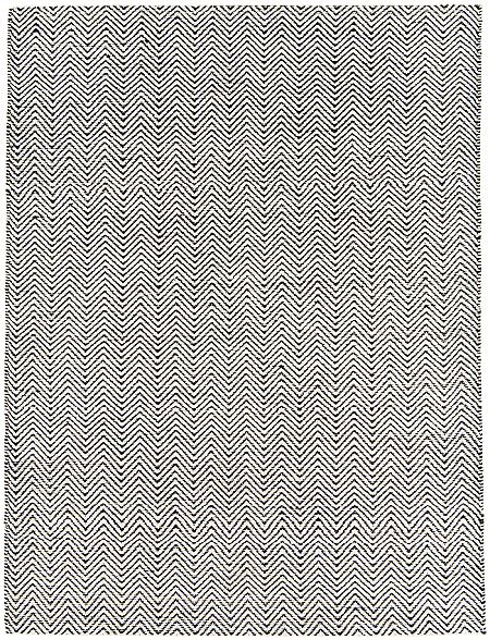 Ives Rugs And Runners In Attractive Black And White