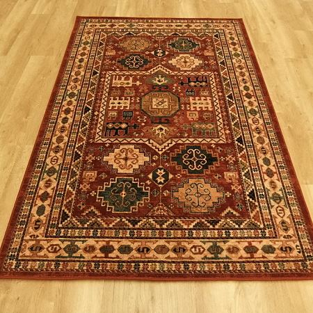 Kashqai Rugs 4306 300 Traditional Wool Rugs And Runners