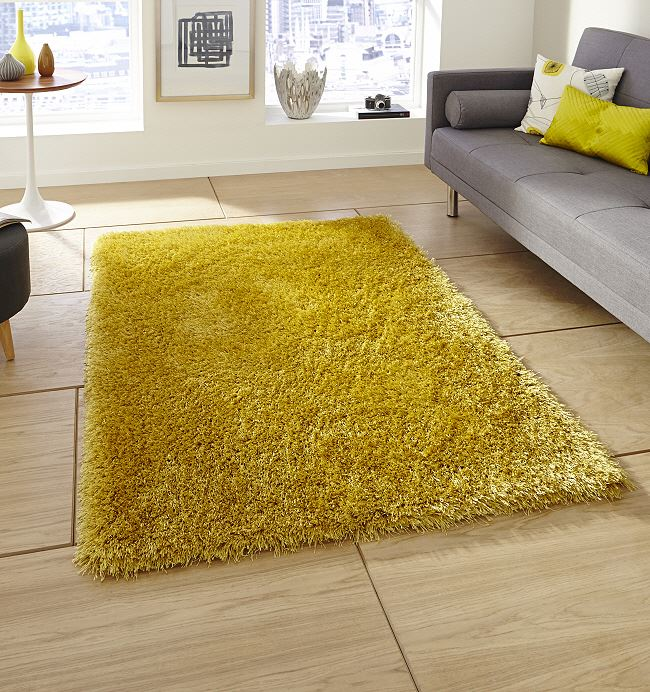 Monte Carlo Yellow Rug Now On Sale From Only 163 29 99