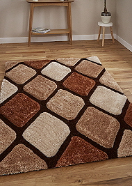 Noble House Rug NH9247 Beige/Brown