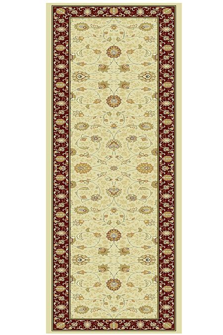 Noble Art Hall Runner 6529 191 Beige Red From Only 163 85