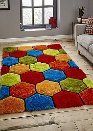 Noble House Rugs Multi 30782