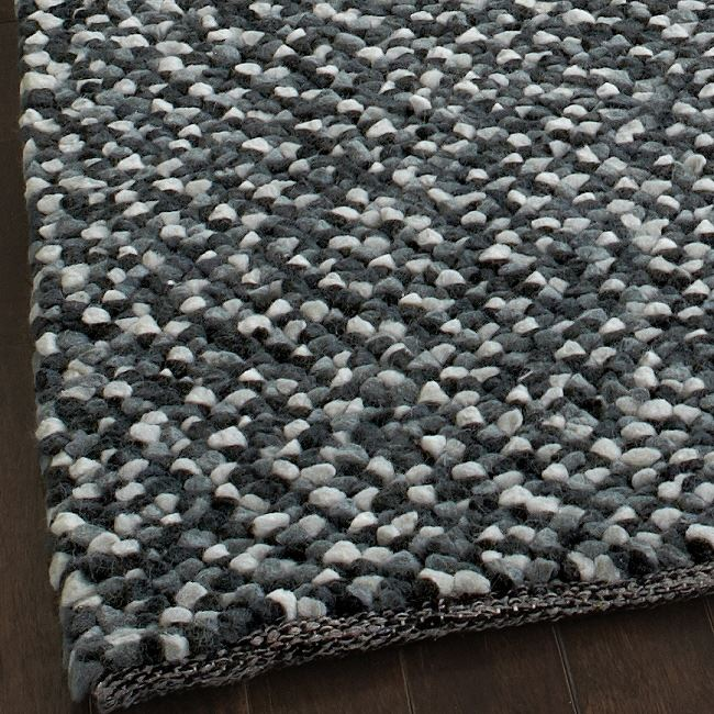 Pebbles Rug Grey Wool Rugs From Only 163 209 99