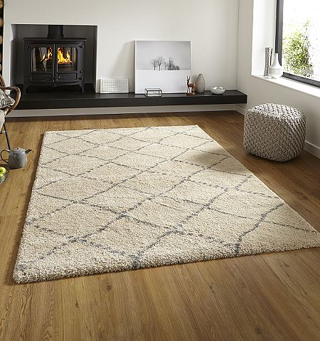 Royal Nomadic 5413 Cream Grey Rug From Only 163 59 00