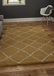 Royal Nomadic 5413 Yellow Rug
