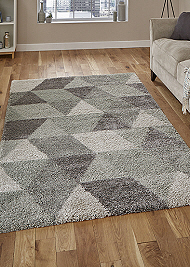 Royal Nomadic 7611 Grey Aqua Rug