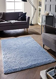 Softness Denim Blue Rugs