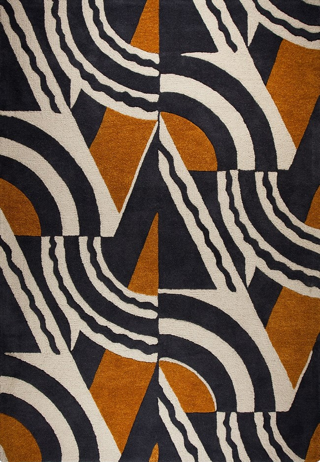 V Amp A Rhythm Rug Luxmi Rugs From Express Rugs Uk