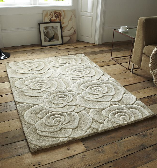 Valentine Rugs Beige Rose From 163 129 99 With Free Delivery