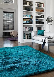 Whisper Rug Dark Teal