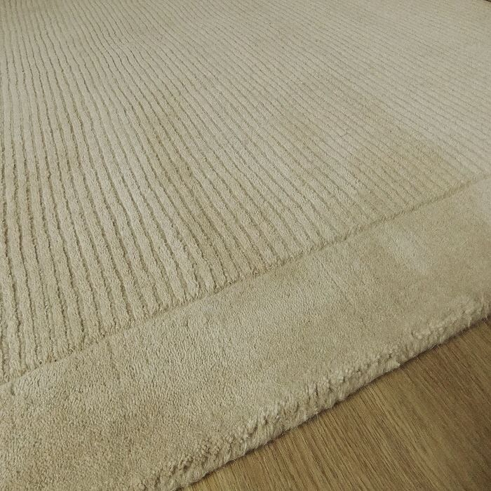 Large Plain Beige Rug On Sale 163 199 With Free Delivery